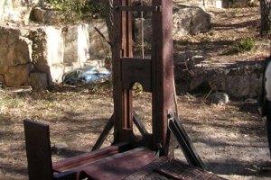 Во Франции распродадут орудия пыток знаменитого палача