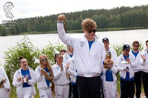 Рыбиков публично извинился за нашивку с российским флагом