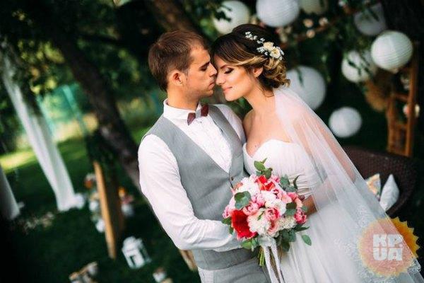 Свадьба Елены Рясновой