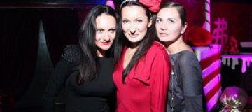 Вечеринка-открытие Ukrainian Fashion Week