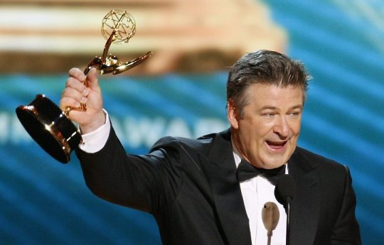 """Три года назад актер получил """"Эмми"""" за лучшую главную мужскую роль в комедийном телесериале """"30 Рок"""""""