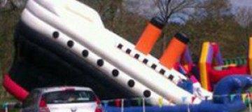 "Ирландцев раскритиковали за ""Титаник"" в парке аттракционов"