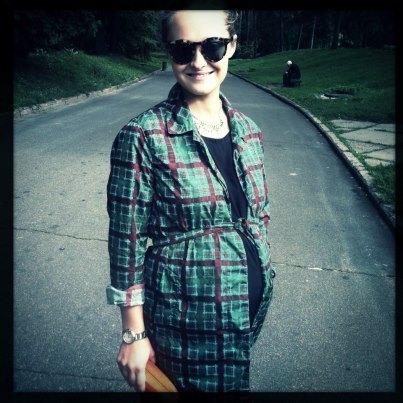 Из-за беременности Даша вынуждена пропустить несколько Недель моды