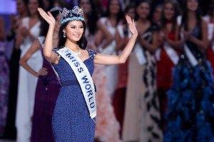 """Конкурс """"Мисс мира-2012"""" выиграла китаянка"""