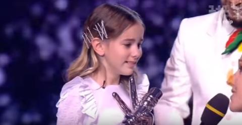 """В шоу """"Голос. Дети - 4"""" победила подопечная Монатика"""