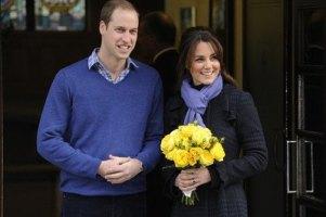 Принц Уильям и Кейт Миддлтон выбрали имя для будущей дочки