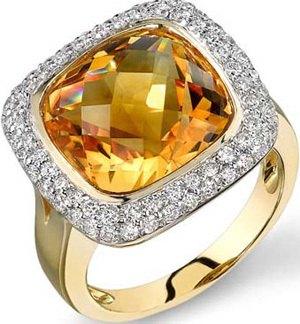 Кольцо, которым актер порадовал любимую, стоит не менее $100 тыс.