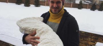 Арсен Мирзоян настоял, чтобы его дочка носила фамилию Матвиенко