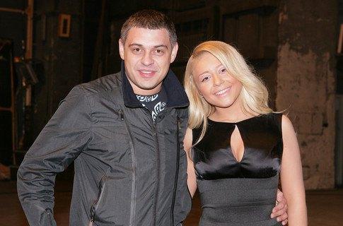 Евгений Огир и Тина Кароль