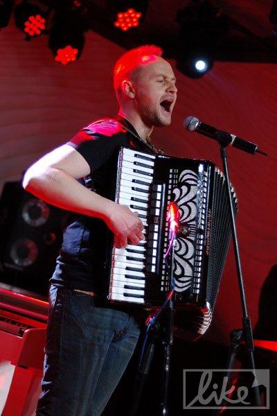 Павел Табаков презентовал свой пятый альбом
