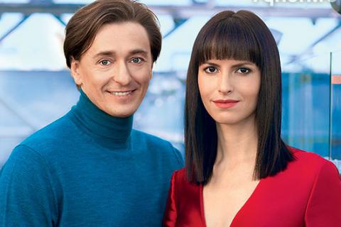 Сергей Безруков снова женился