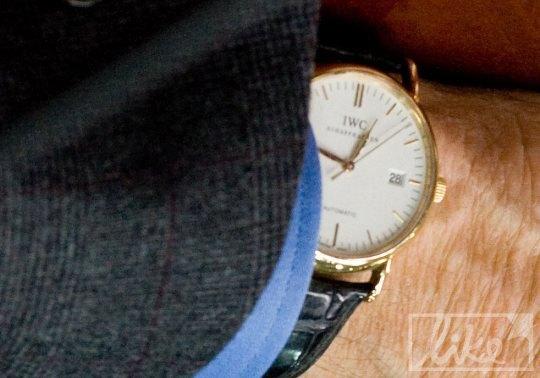 Часы Ларри Кинга