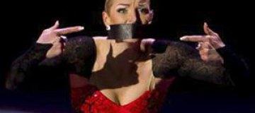 Волочкова вынуждена раздавать билеты на свои концерты бесплатно