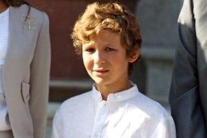 13-летний внук короля Испании случайно прострелил себе ногу