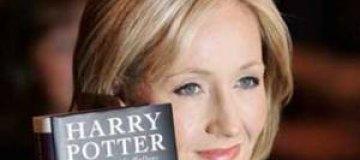 Роулинг начала писать новую книгу о Гарри Поттере