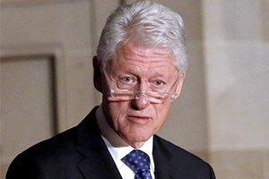 Билл Клинтон вляпался в секс-скандал