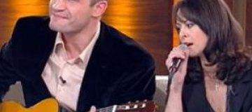 Жена Кличко споет перед его поединком