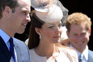 Объявлен титул будущего ребенка принца Уильяма