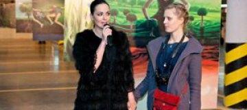 Астафьева открыла выставку KaSSandra