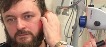 Dzidzio заявил, что в результате избиения в Киеве он может потерять слух