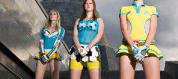 FEMEN покорили Нью-Йорк
