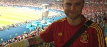 Обидчика Руслана Квинты отстранили от игры в футбол