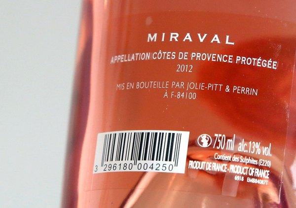 Цена за ящик из шести бутылок составила $140