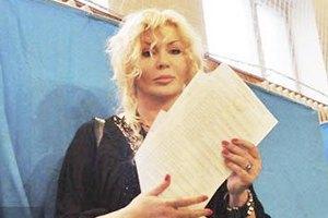 Ирина Билык призналась, за кого отдала свой голос на выборах