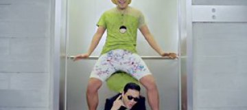 Новый клип автора Gangnam Style набирает огромную популярность в сети