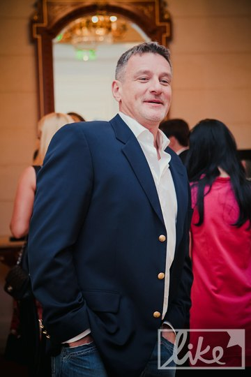 Телеведущий, бизнесмен Андрей Пальчевский