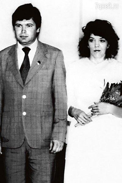 Родители Веры Брежневой