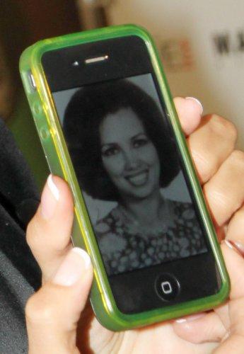 Мать Виктории Бони, от которой девушка унаследовала свою внешность
