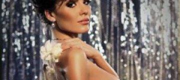 Певица Эрика снялась для Playboy