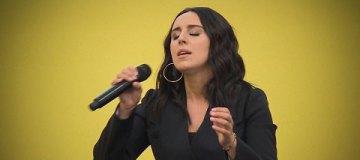 Джамала спела на юбилее Мустафы Джемилева