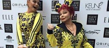 Наташа Королева с мамой шокировали костюмами