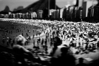Пляж Copacabana (Бразилия): высокий уровень преступности