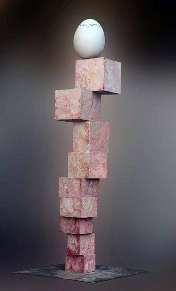 Инсталляция Зинаиды Лихачевой