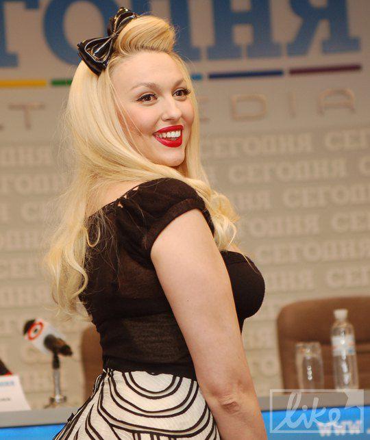 Полякова хочет показать Европе красоту украинских женщин