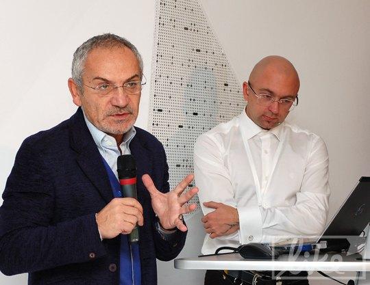 Савик Шустер и Алексей Семенов
