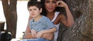 У сына Димопулос и Джеджулы специалисты подозревали аутизм