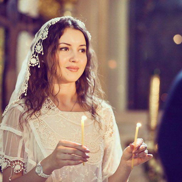 Алеса, крестная Вани