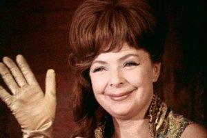 Умерла актриса Людмила Шагалова