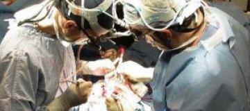 Мужчина проснулся от наркоза, когда ему оперировали легкое