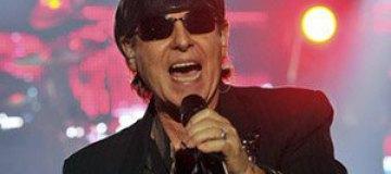 "Scorpions поздравили ""Евромайдан"" с Новым годом"