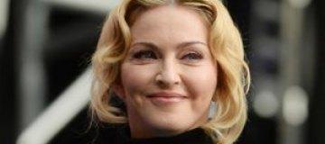 Мадонна показала пикантные снимки