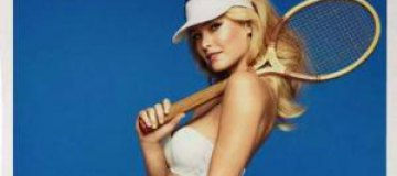 Бар Рафаэли снялась для календаря Passionata 2012