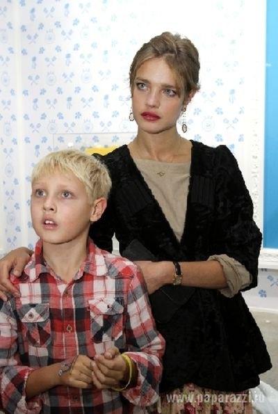 Сын Натальи Водяновой оказался востребованным художником