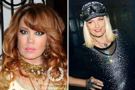 Азиза обвиняет Вайкуле в краже песни