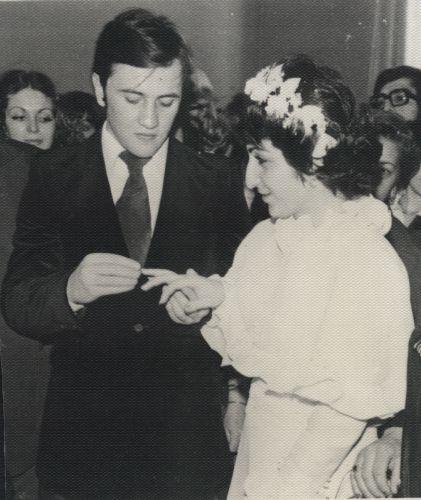 Свадьба Черновецкого и Айвазовой