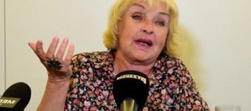 """Ада Роговцева: """"Я давно сказала Путину все, что хотела"""""""